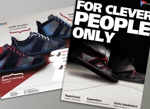 Flyer und Werbematerial - Pixxelpassion, Webdesign aus Leipzig