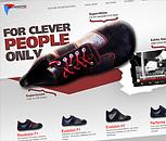 Ein rundum neues Corporate Design für Senmotic Shoes